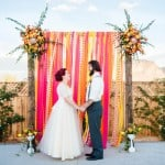 BRIGHT & COLORFUL WEDDING IDEAS