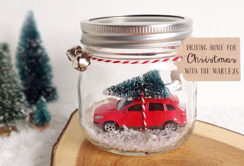 christmas-car-in-a-jar