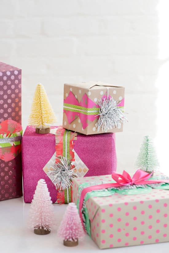 15 Unique Gift Wrap Ideas For Christmas Bespoke Bride