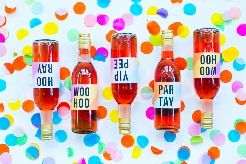 free-printable-bottle-wrappers-new-years-eve-party-slogan-graphic-geometric-colourful-fun-labels-13