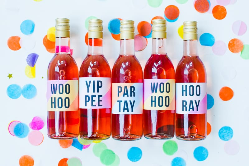 free-printable-bottle-wrappers-new-years-eve-party-slogan-graphic-geometric-colourful-fun-labels-4