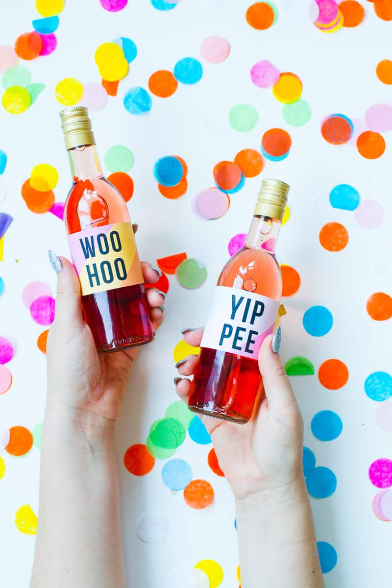 free-printable-bottle-wrappers-new-years-eve-party-slogan-graphic-geometric-colourful-fun-labels-9
