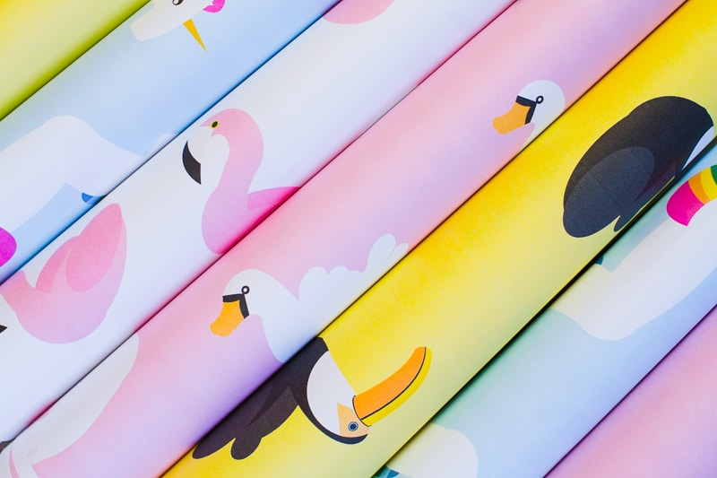 Christmas Themed Pool Floats.Free Printable Pool Float Wrapping Paper Bespoke Bride