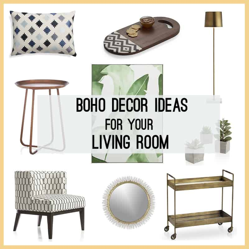 Crate Barrel Wedding Registry.Bohemian Inspired Living Room Bespoke Bride Wedding Blog