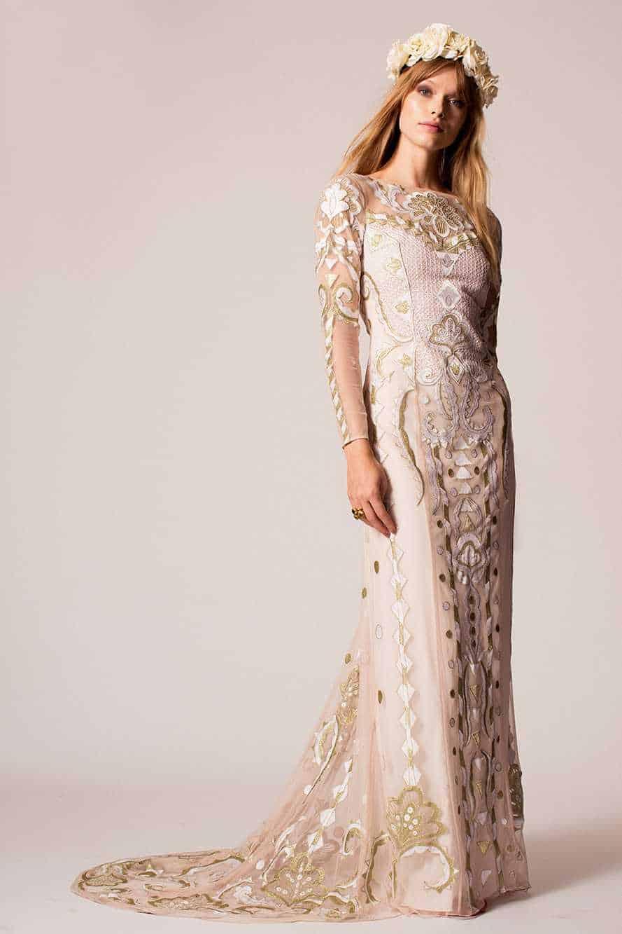 16 Wedding Dresses With Sleeves Bespoke Bride Wedding Blog
