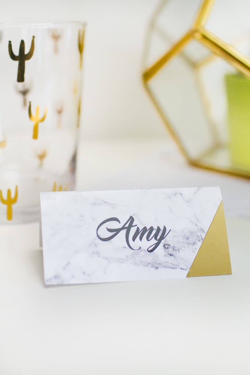 photograph regarding Printable Place Card identified as Free of charge PRINTABLE Vacation spot NAMES Bespoke-Bride: Marriage Weblog