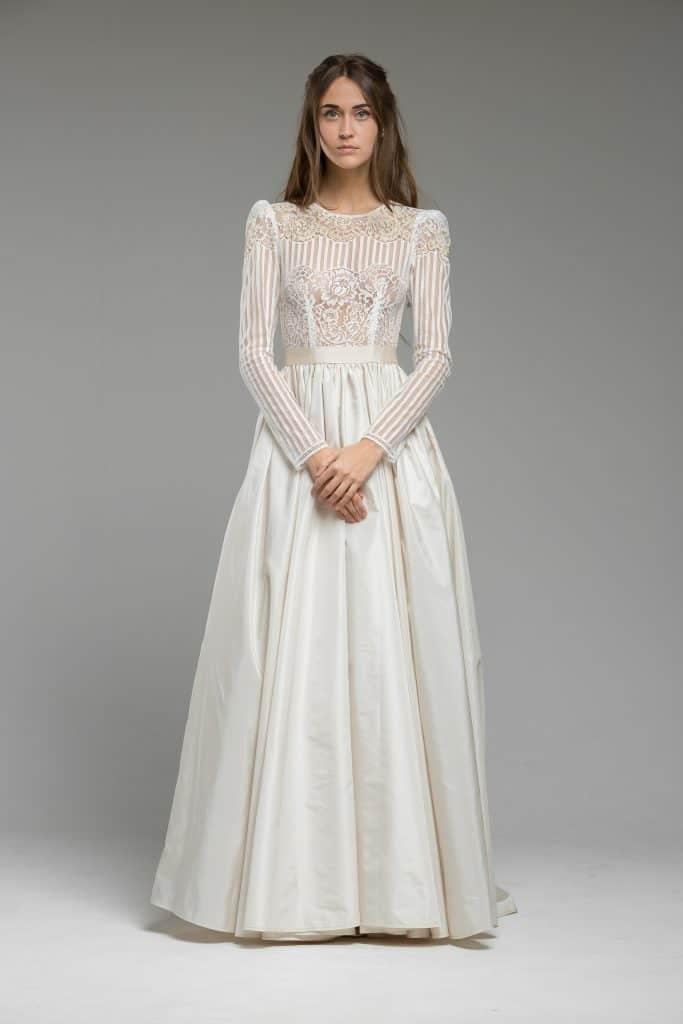 Bridal Magnolia Katya Katya Shehurina Long Sleeve Wedding