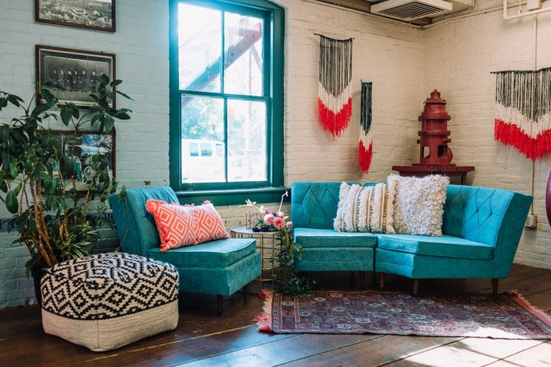 cool-colorful-boho-inspired-wedding-ideas-with-industrial-vibes-1