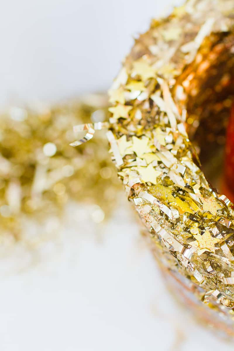 diy-glitter-ice-bucket-christmas-gold-metallic-confetti-bronze-copper-centrepiece-wine-cooler-champagne-18