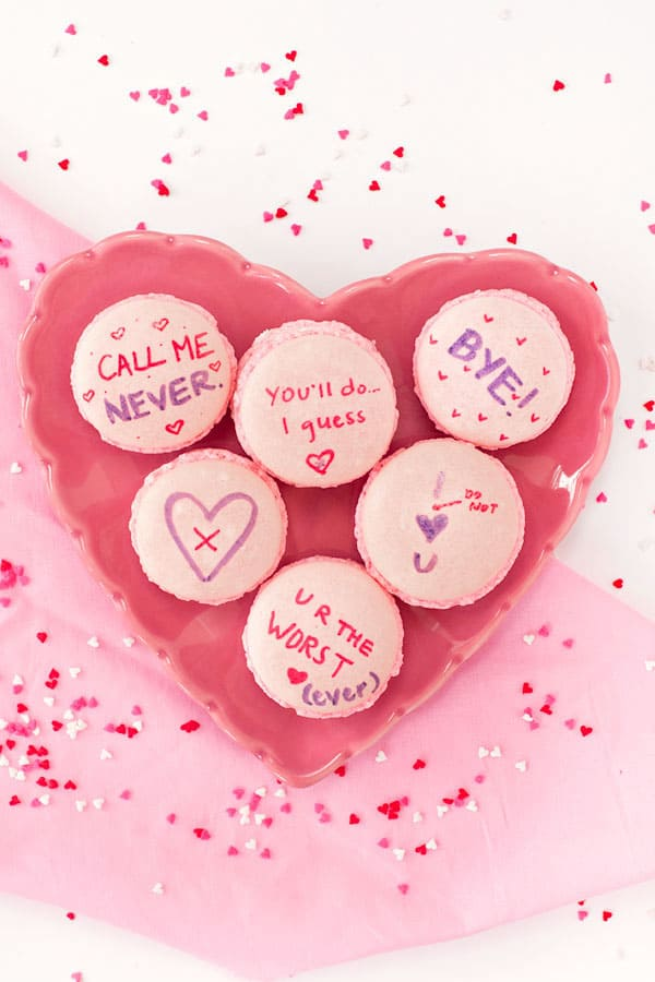 60 Valentines Day Gift Diy S For Your Gal Pals Anti Valentines Day