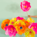50 BEST DIY PAPER FLOWER TUTORIALS FOR YOUR WEDDING