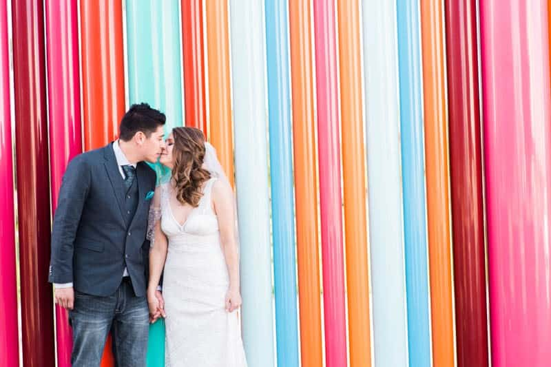 COLORFUL LAS VEGAS ELOPEMENT WITH LUNCH AT IN-N-OUT BURGER (15)