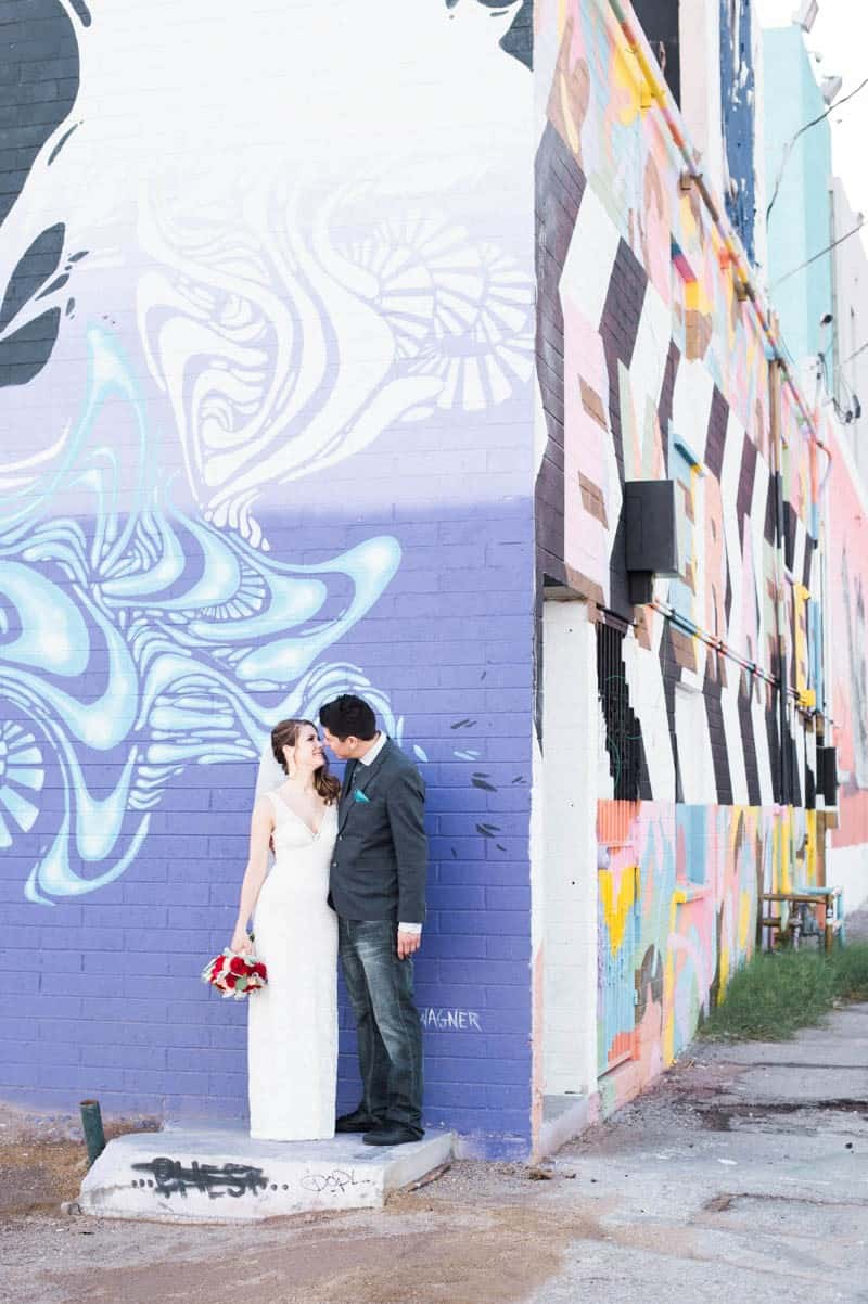 COLORFUL LAS VEGAS ELOPEMENT WITH LUNCH AT IN-N-OUT BURGER (18)