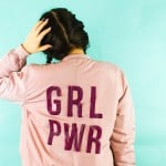 MAKE THESE GIRL POWER BOMBER JACKETS FOR YOUR GAL PALS!