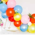 LEARN HOW TO MAKE THIS EASY DIY BALLOON GARLAND