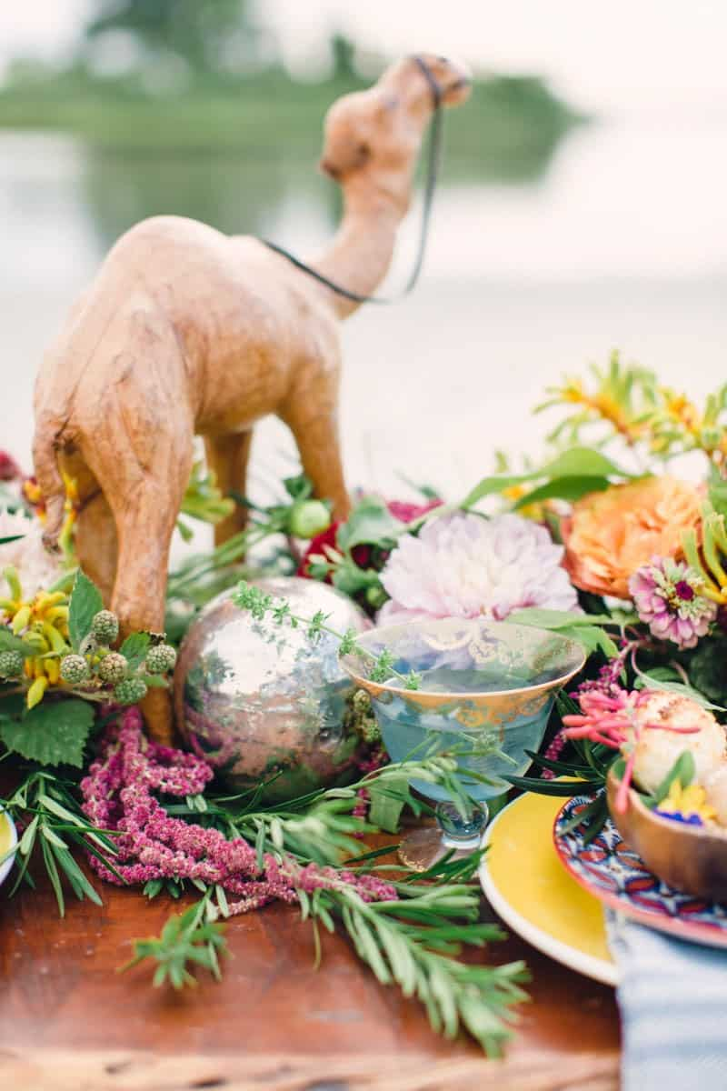 HOW TO STYLE A MOROCCAN BOHO BEACH WEDDING (13)