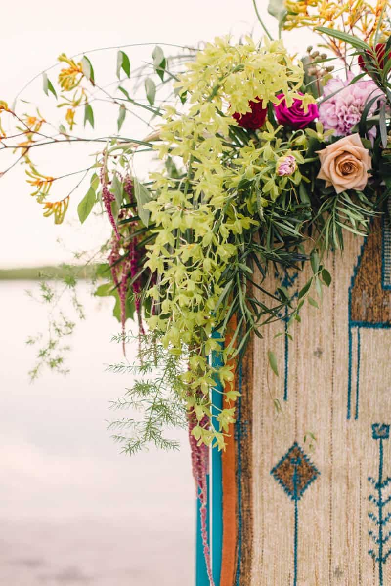 HOW TO STYLE A MOROCCAN BOHO BEACH WEDDING (2)