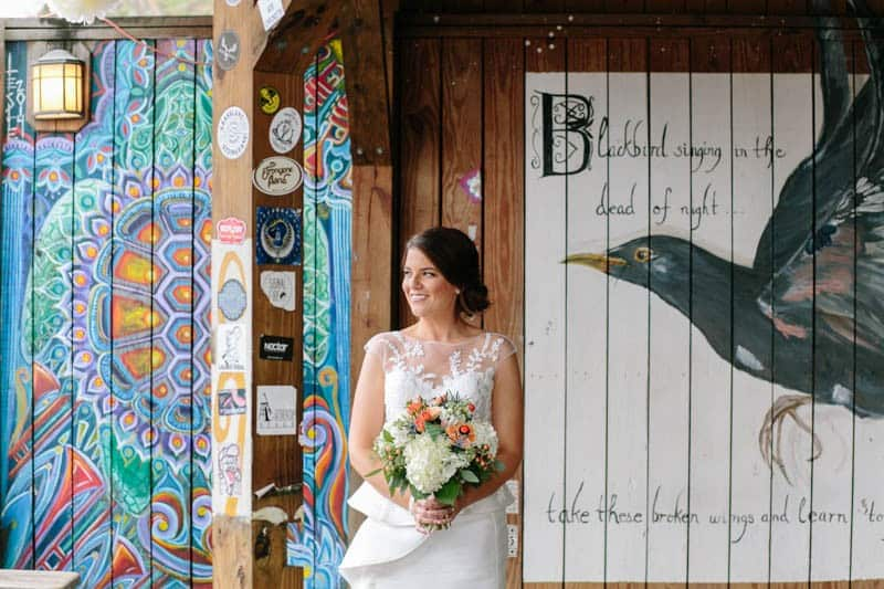 INTIMATE WEDDING IN THE COLORFUL CHARLESTON POUR HOUSE TAVERN (23)
