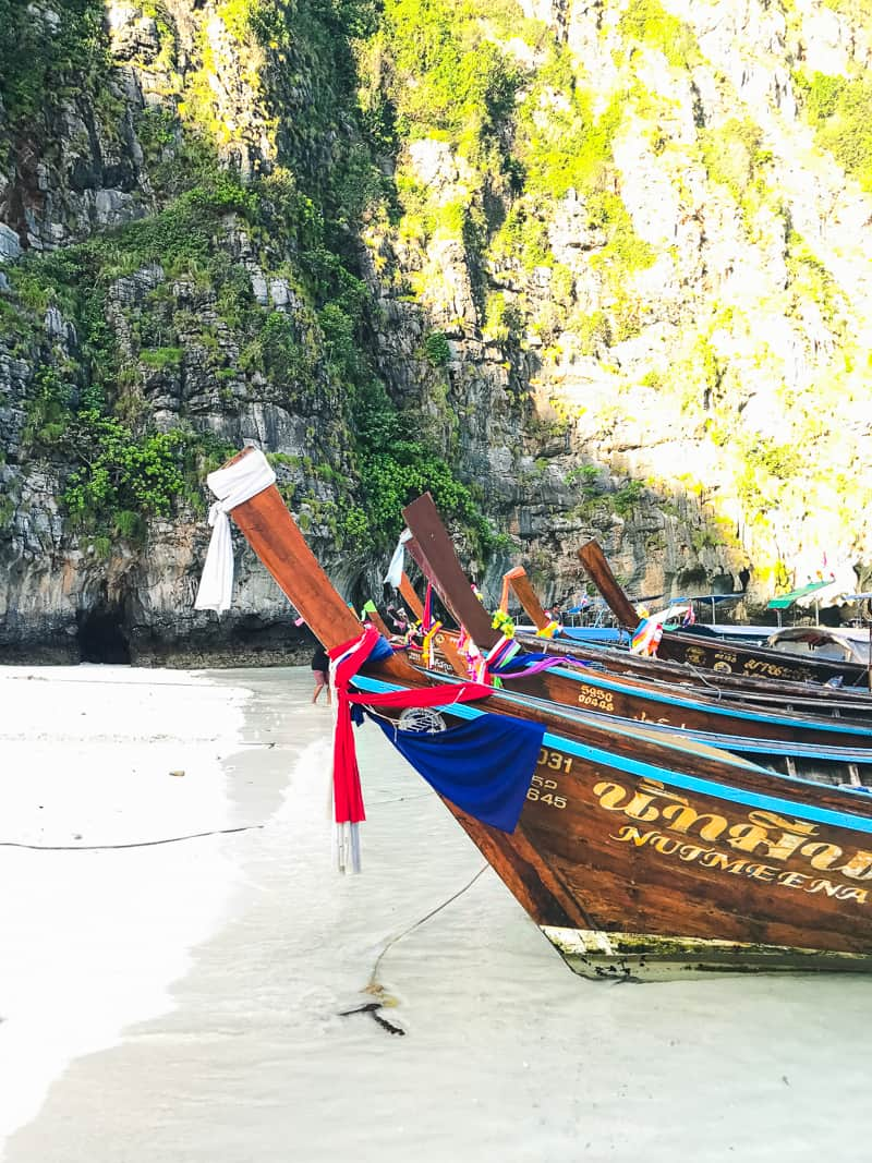 Phuket Thailand Travel Guide What to do Phi Phi where to stay food eating town honeymoon blogger-41