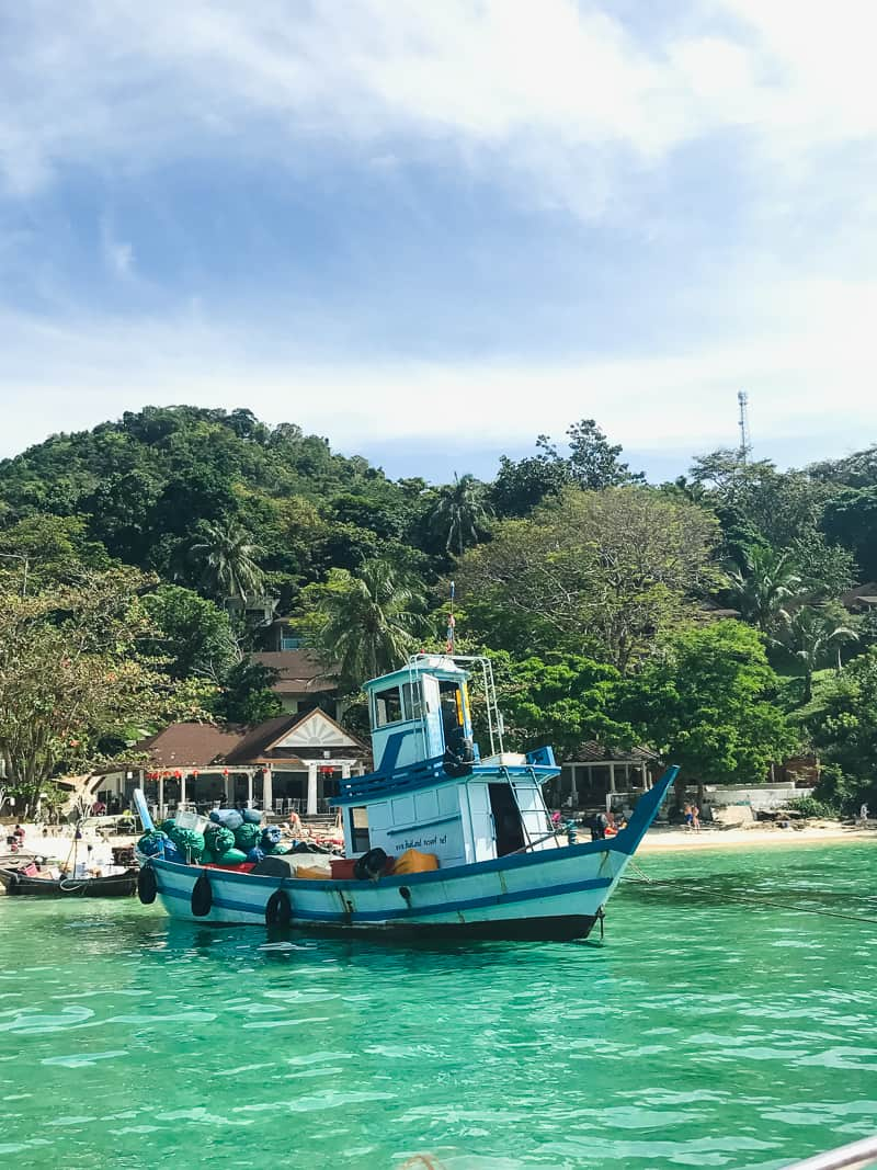 Phuket Thailand Travel Guide What to do Phi Phi where to stay food eating town honeymoon blogger-69