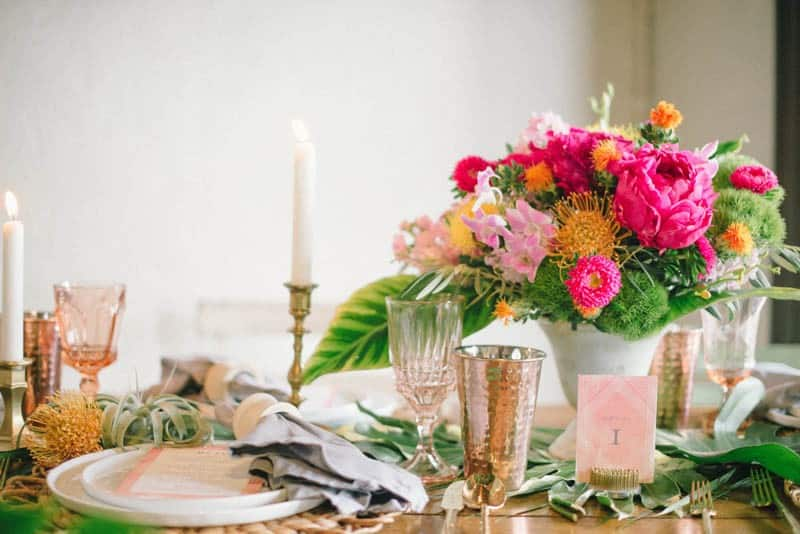 11. Going Lovely Events - Delbarr Moradi Photography - Petite Petal Co - Stationery_ Minted - Vintage Rentals_ Pieces by Violet