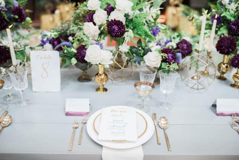 12. EDE By Jacqueline - Jillian Rose Photography - Florals_ Autumn Vine Design - Table_Chairs_ AFR Rentals - Venue_ Ebell of LB - Dish Wish Events_