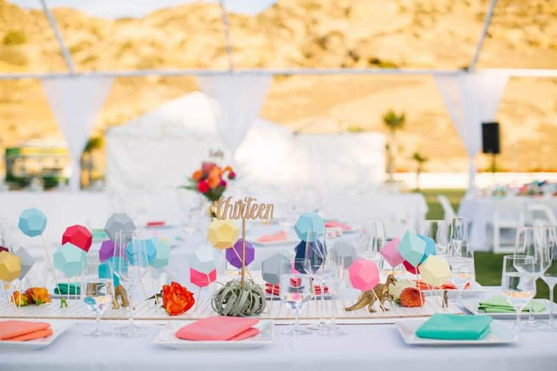20. Wild Heart Events - Birds of a Feather - Linens La Tavola - Floral Embellishments by Oak Barrel & Bloom