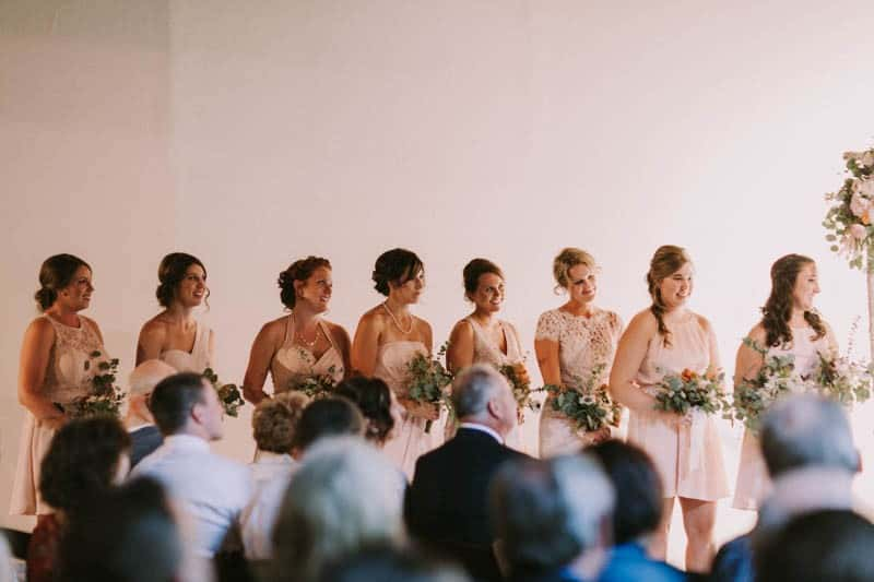 A PERSONALIZED & RUSTIC WEDDING IN A DOWNTOWN PHOENIX ART GALLERY (10)