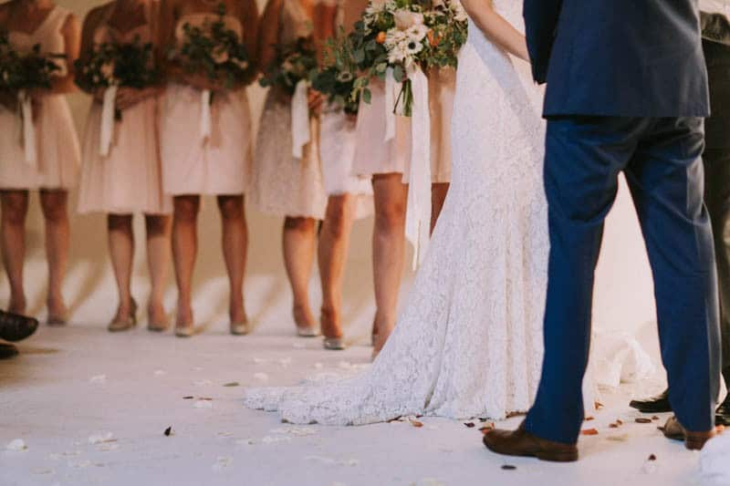 A PERSONALIZED & RUSTIC WEDDING IN A DOWNTOWN PHOENIX ART GALLERY (11)
