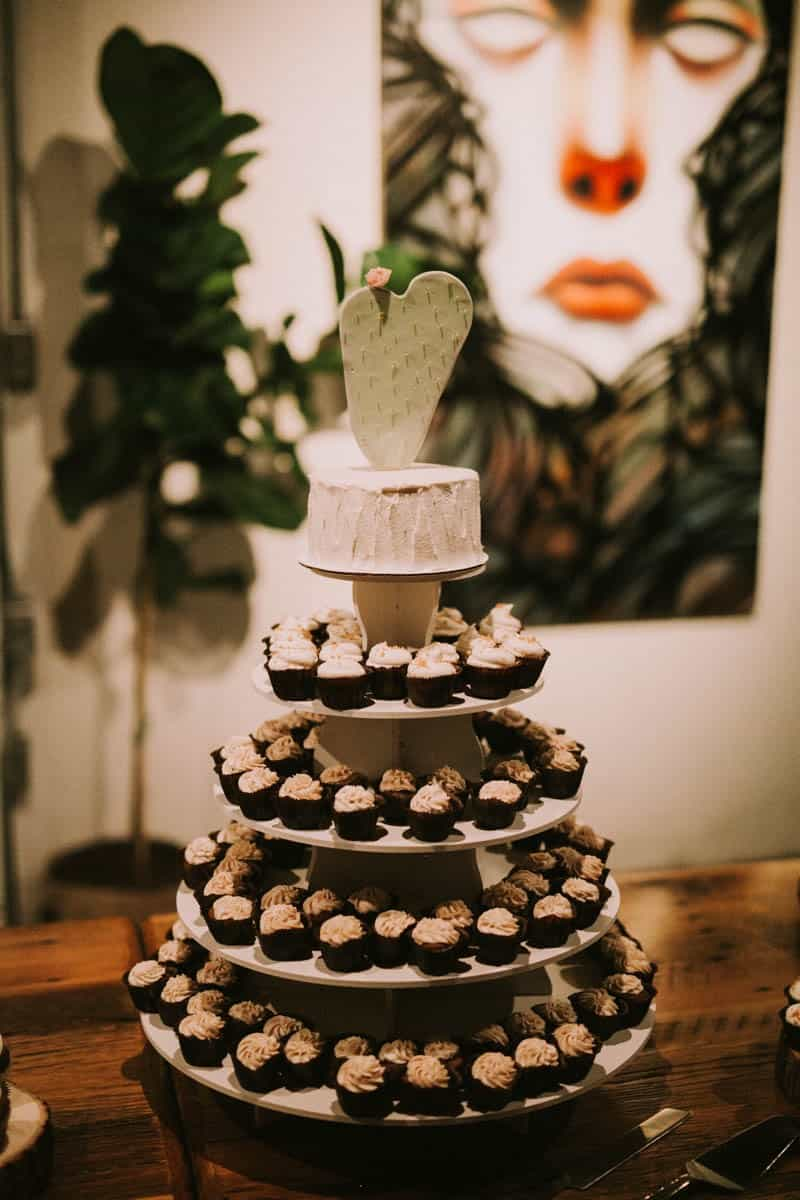 A PERSONALIZED & RUSTIC WEDDING IN A DOWNTOWN PHOENIX ART GALLERY (26)