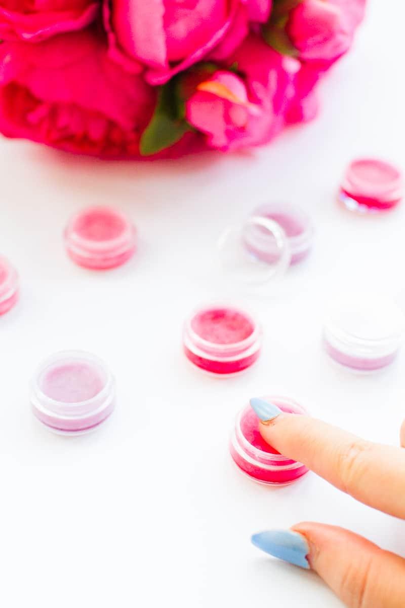 DIY Lip Balm Favours Wedding Hen Party Bachelorette Bridal Shower Girlie Cheap Easy Fun Coconut Oil Lip Gloss Lip stick-10