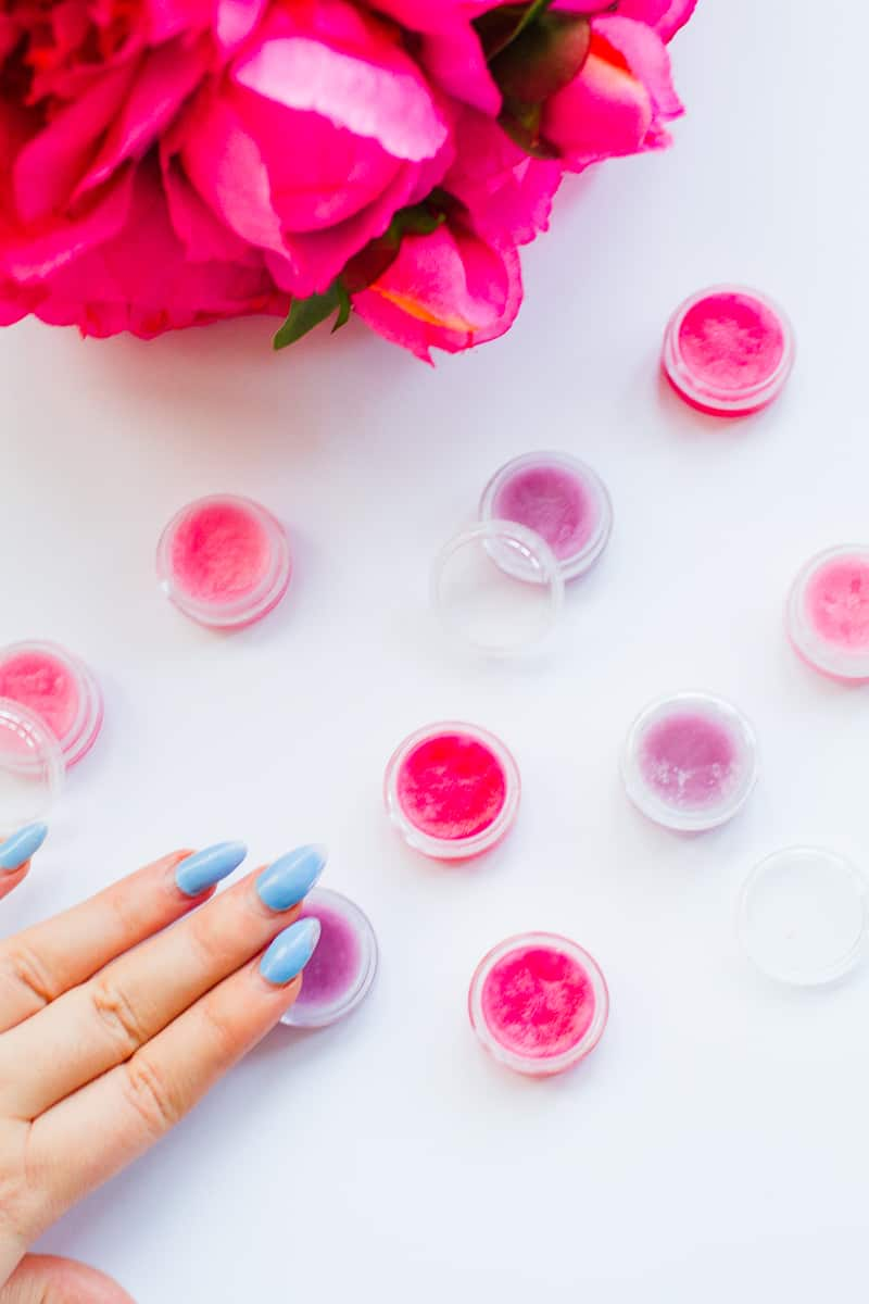 DIY Lip Balm Favours Wedding Hen Party Bachelorette Bridal Shower Girlie Cheap Easy Fun Coconut Oil Lip Gloss Lip stick-11