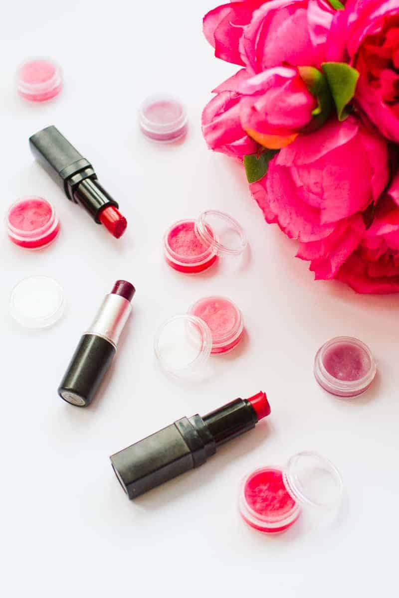 DIY Lip Balm Favours Wedding Hen Party Bachelorette Bridal Shower Girlie Cheap Easy Fun Coconut Oil Lip Gloss Lip stick-2