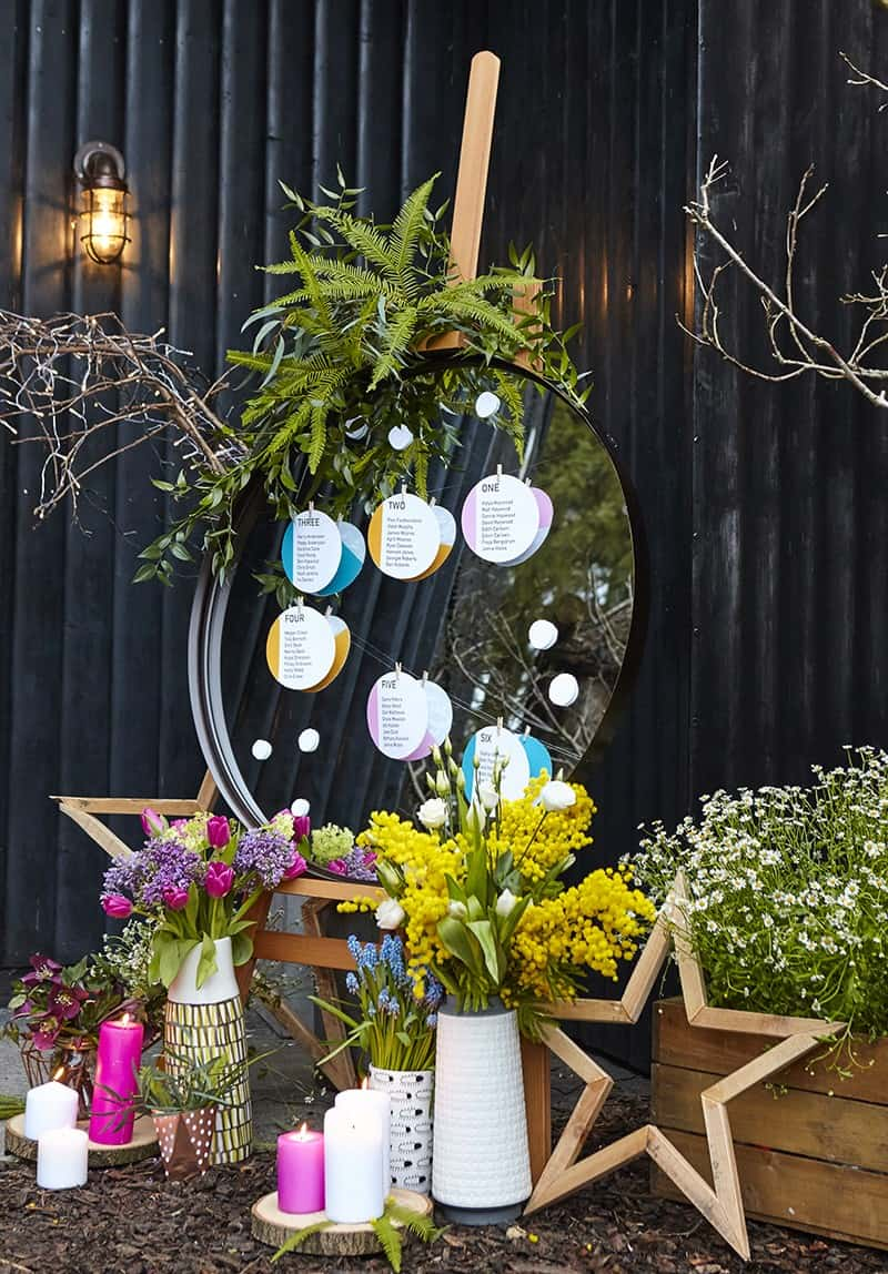 trendy scandi bright wedding ideas
