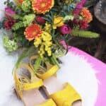 TRENDY SCANDI BRIGHT WEDDING IDEAS