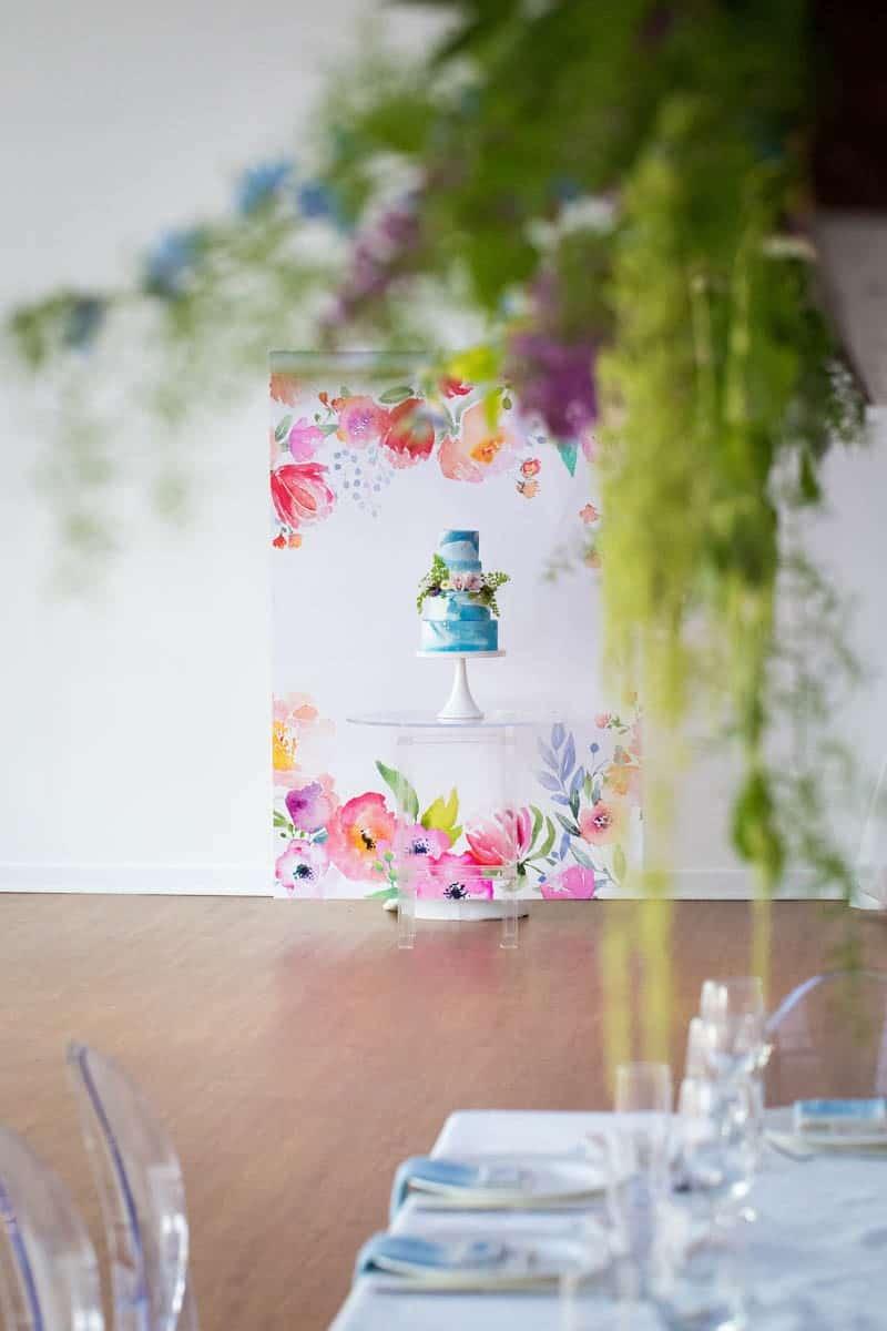 UNIQUE PANTONE WATERCOLOR WEDDING IDEAS (19)
