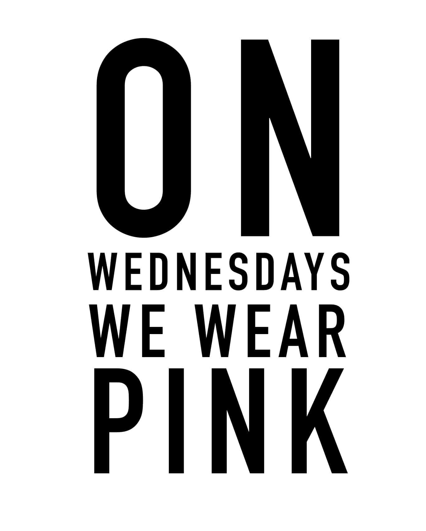 Mean Girls Quotes On Wednesdays We Wear Pink: DIY MEAN GIRLS QUOTE GLASSES PERFECT FOR A MEAN GIRLS