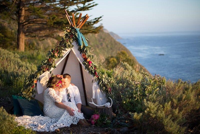 Big Sur California Wedding