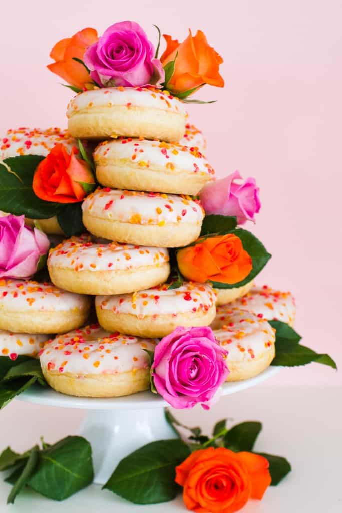 build your own wedding cake stand how to make your own donut wedding cake stand bespoke 12218