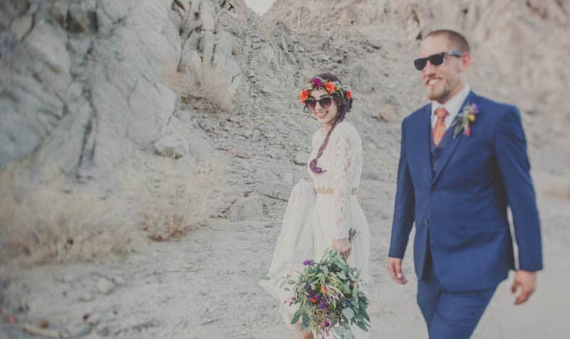 COACHELLA INSPIRED FESTIVAL WEDDING IN THE DESERT (28)