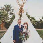 COACHELLA INSPIRED FESTIVAL WEDDING IN THE DESERT