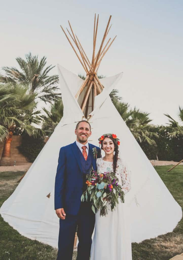 COACHELLA INSPIRED FESTIVAL WEDDING IN THE DESERT (36)