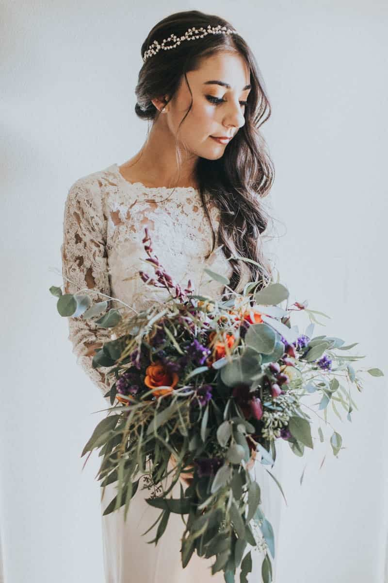 COACHELLA INSPIRED FESTIVAL WEDDING IN THE DESERT (7)