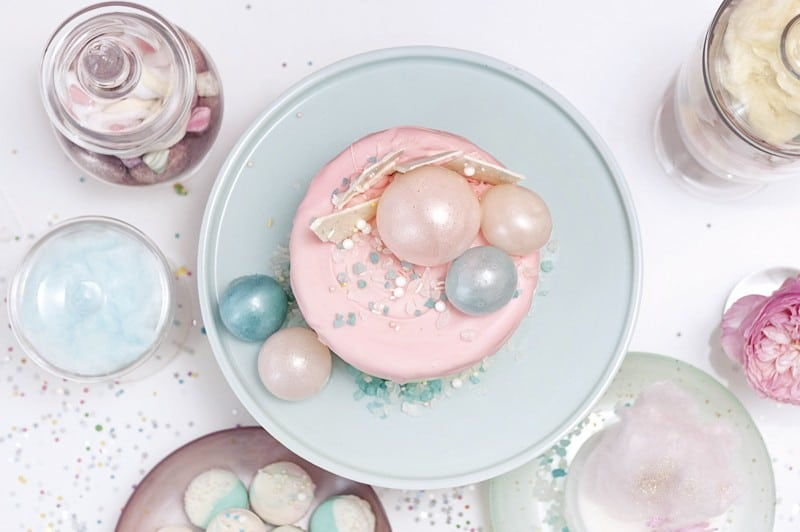 SWEET PINK PASTEL UNICORN BRIDAL SHOWER HEN PARTY SLEEPOVER (19)