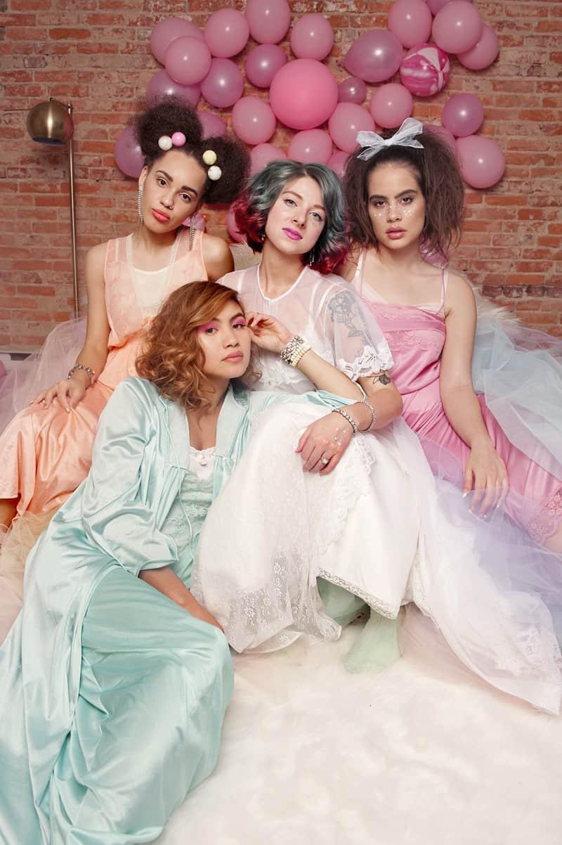 Sweets Bridal Shower Sleepover Bespoke Bride Wedding Blog