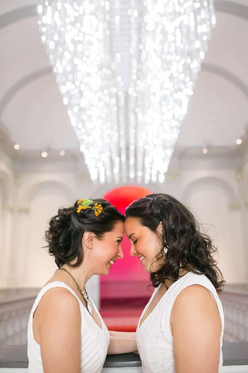 BLIND WHINO ARTS CENTRE RAINBOW SAME SEX WEDDING (14)