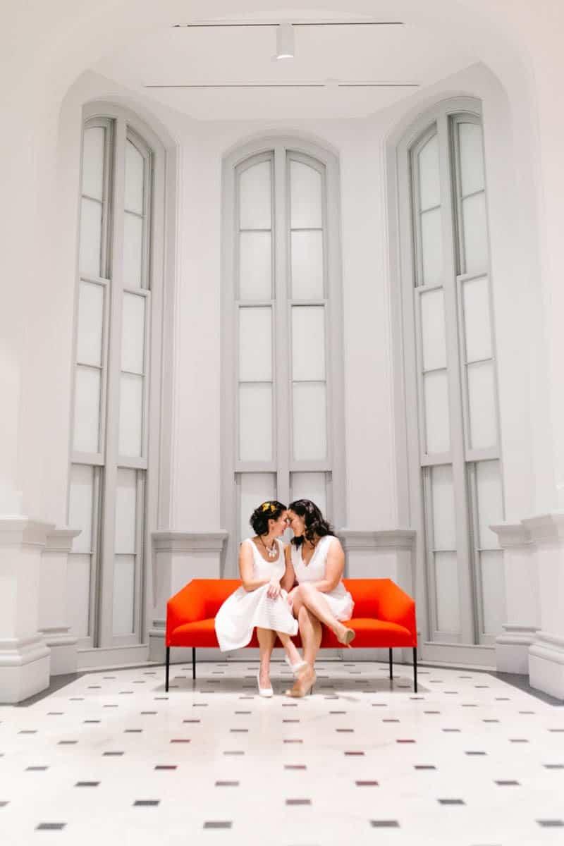 BLIND WHINO ARTS CENTRE RAINBOW SAME SEX WEDDING (15)