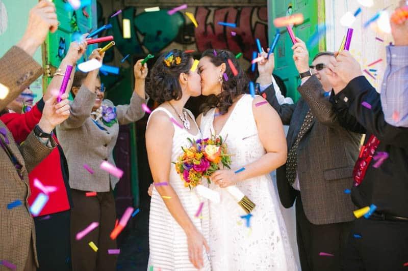 BLIND WHINO ARTS CENTRE RAINBOW SAME SEX WEDDING (22)