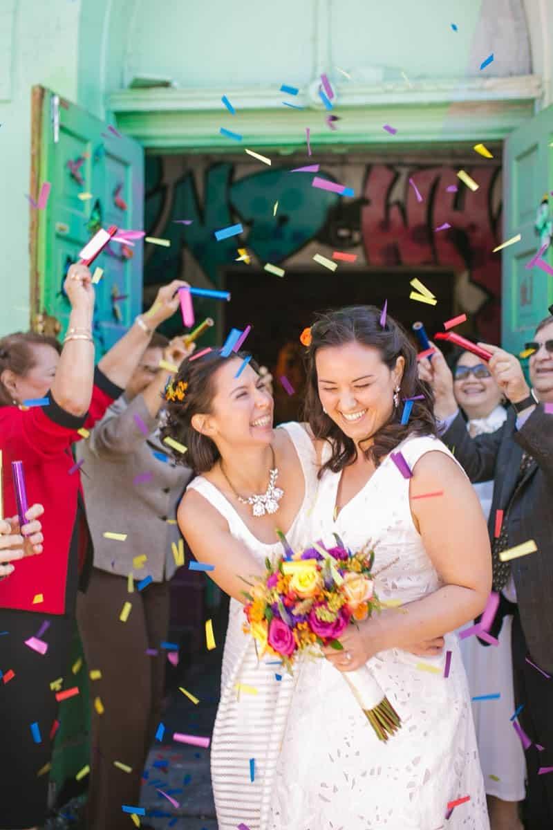 BLIND WHINO ARTS CENTRE RAINBOW SAME SEX WEDDING (23)