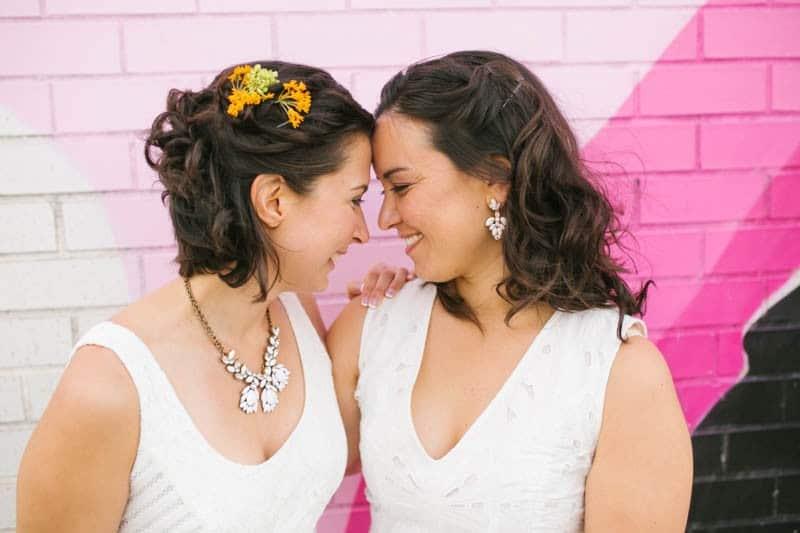 BLIND WHINO ARTS CENTRE RAINBOW SAME SEX WEDDING (7)